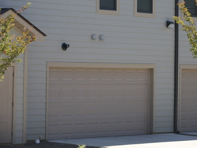 Image of Two-car Automatic Garage with Wireless Remote Control for Fountain Square Apartments