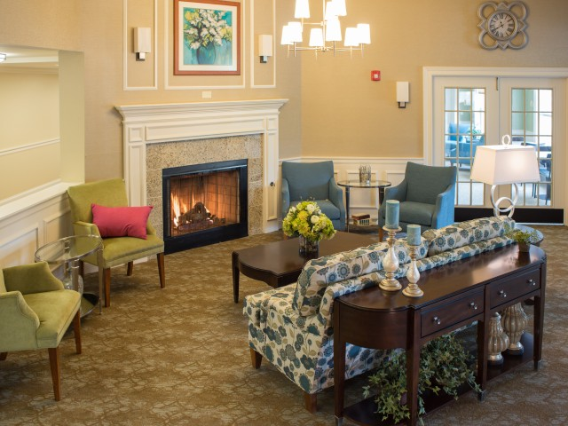 Image of Great Room for Brookhaven Manor