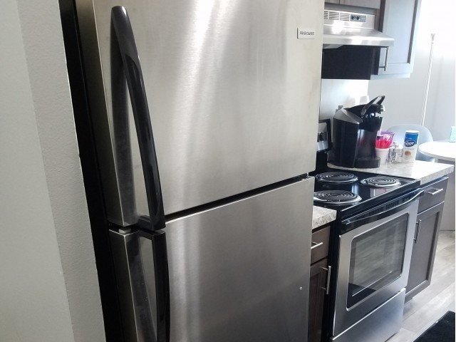 Image of Refrigerator for Cambridge Square Apartments