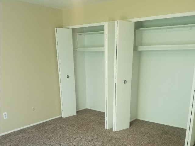 Image of Large Closets for Cambridge Square Apartments