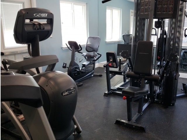 Image of Fitness Center for Waters Edge Apartments