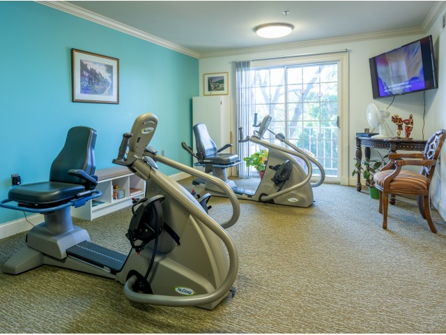 Image of 24 HR Access To Fitness Center for Brookhaven Manor Senior Living