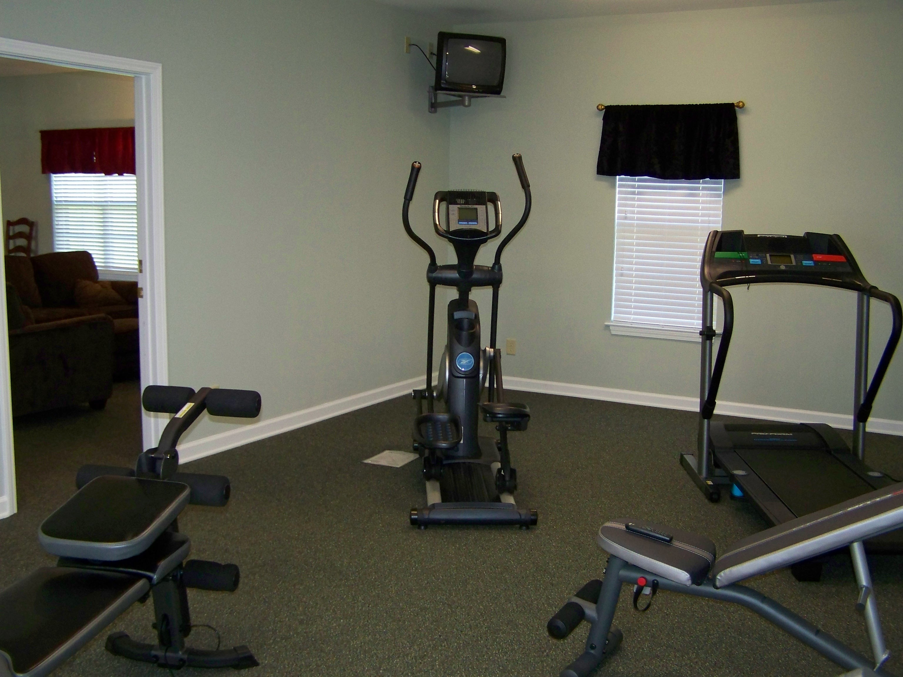 Image of Fitness Center for Cummings Place Apartments