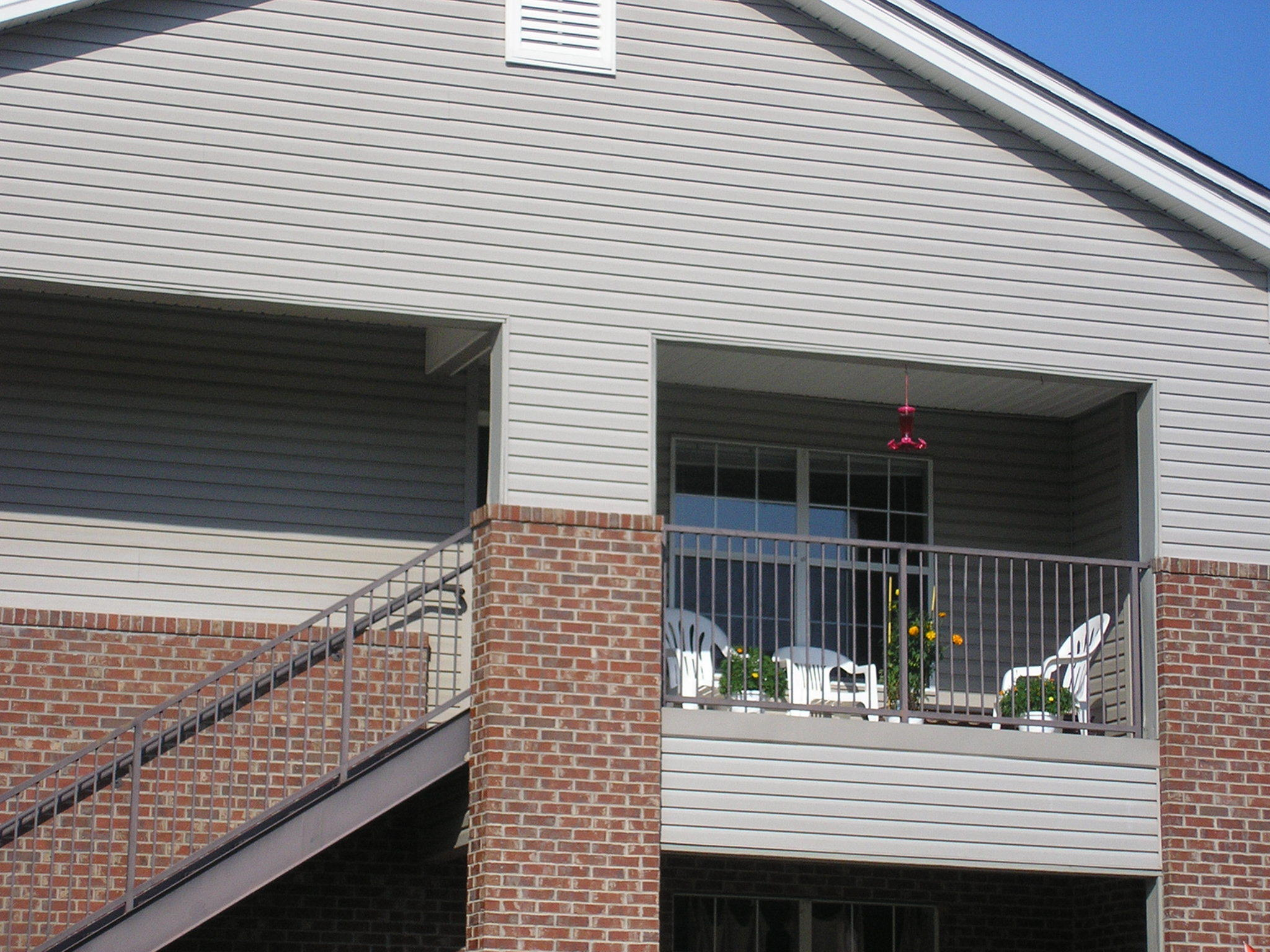 Image of Balcony for Sycamore Place Apartments