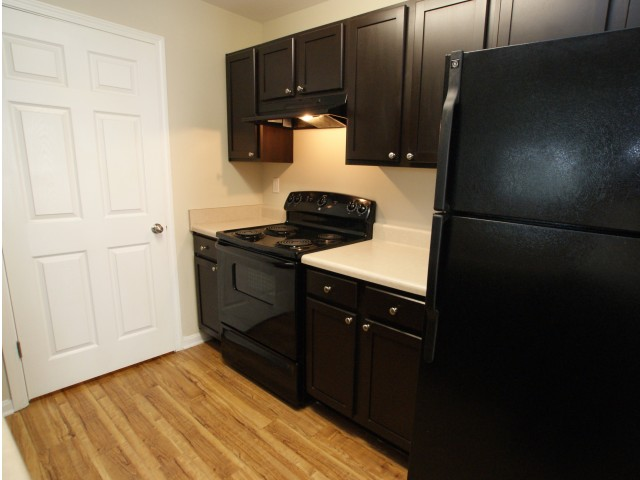 Image of Electric Range for Alton Place Apartments