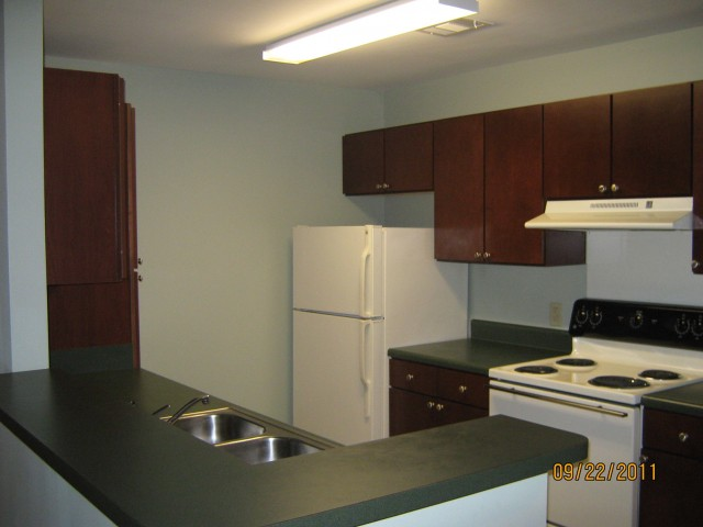 Image of Electric Range for Cummings Place Apartments