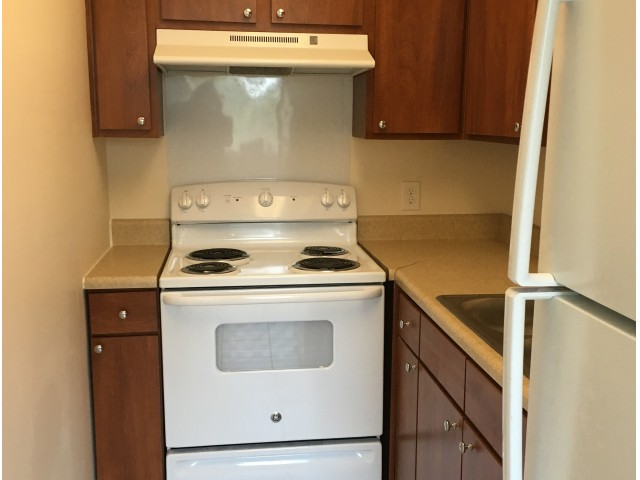 Image of Electric Range for Fairway Apartments