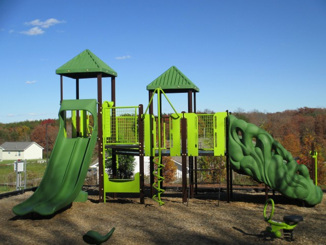 Image of Playground for Stewart Place
