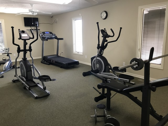 Image of Fitness Center for Stewart Place
