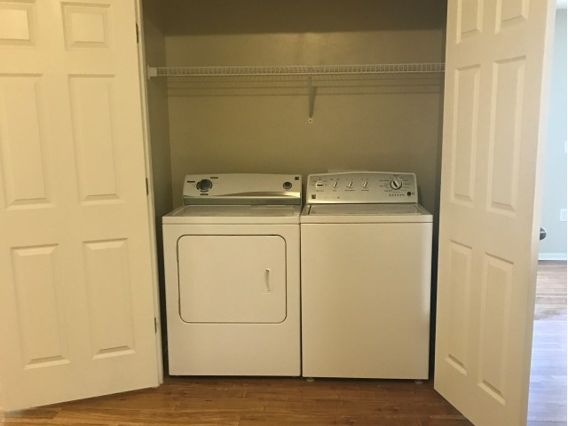 Image of Washer/Dryer Hook-Up for Stewart Place