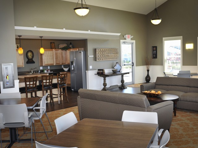 Image of Community Room w/ Kitchenette for The Village at Arlington
