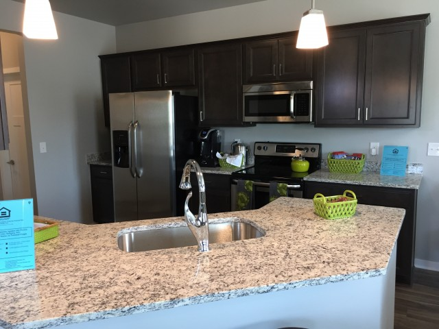 Image of Granite Counters for Spring Haven