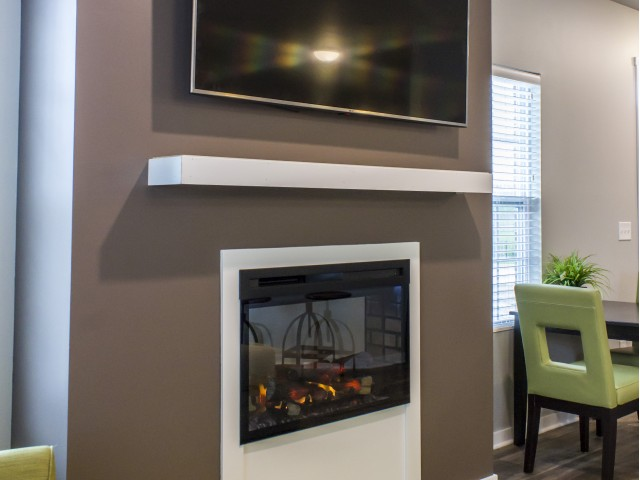 Image of Fireplace for Spring Haven