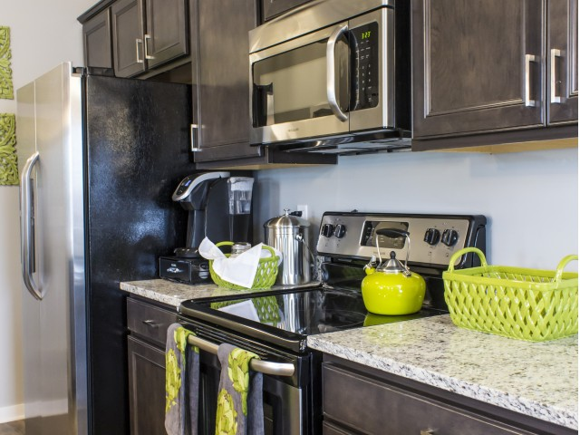 Image of Stainless Steel Appliances for Spring Haven