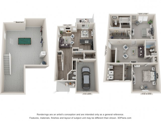 Abruzzo-2 Bedroom