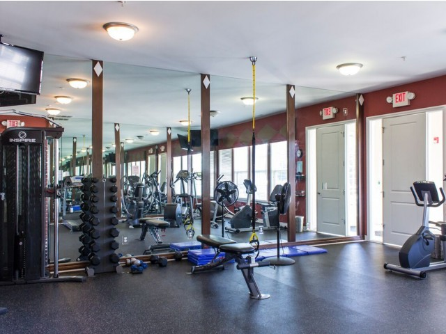 Image of 24-hour Fitness Center for Kirkway Apartments 601