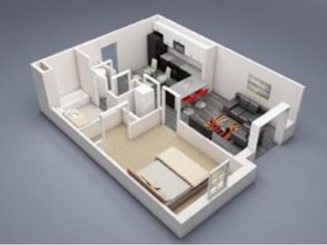 Harvard 5 Floor Plan