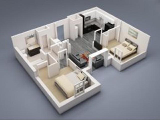 Mercer Floor Plan