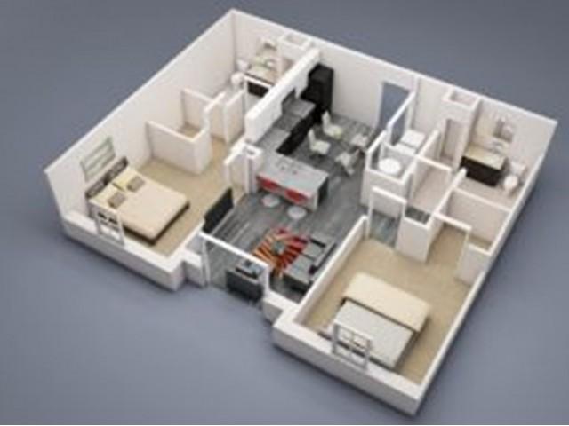 Morehouse Floor Plan