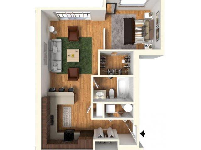 Lofts Studio 642