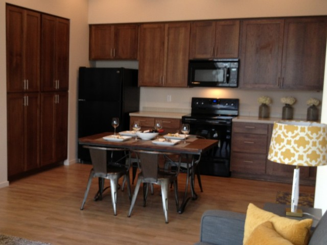 Image of Fully Equipped Gourmet Kitchens for Highline at Kendall Yards