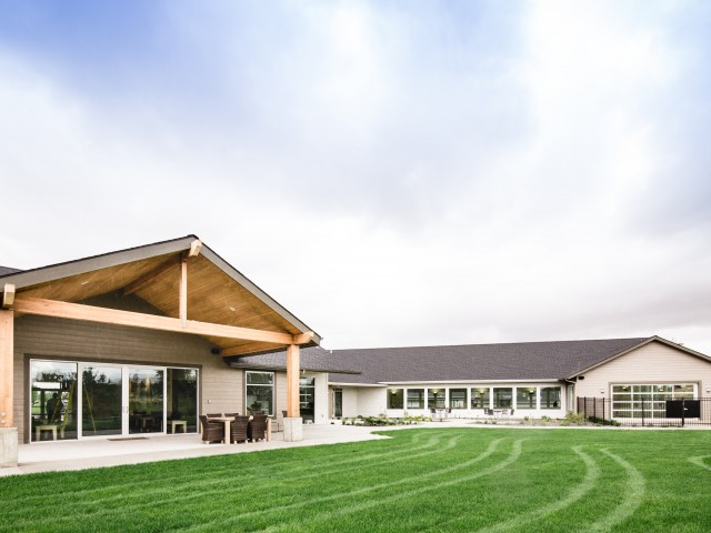 Image of Clubhouse for Riverside at Trutina 55+ Community