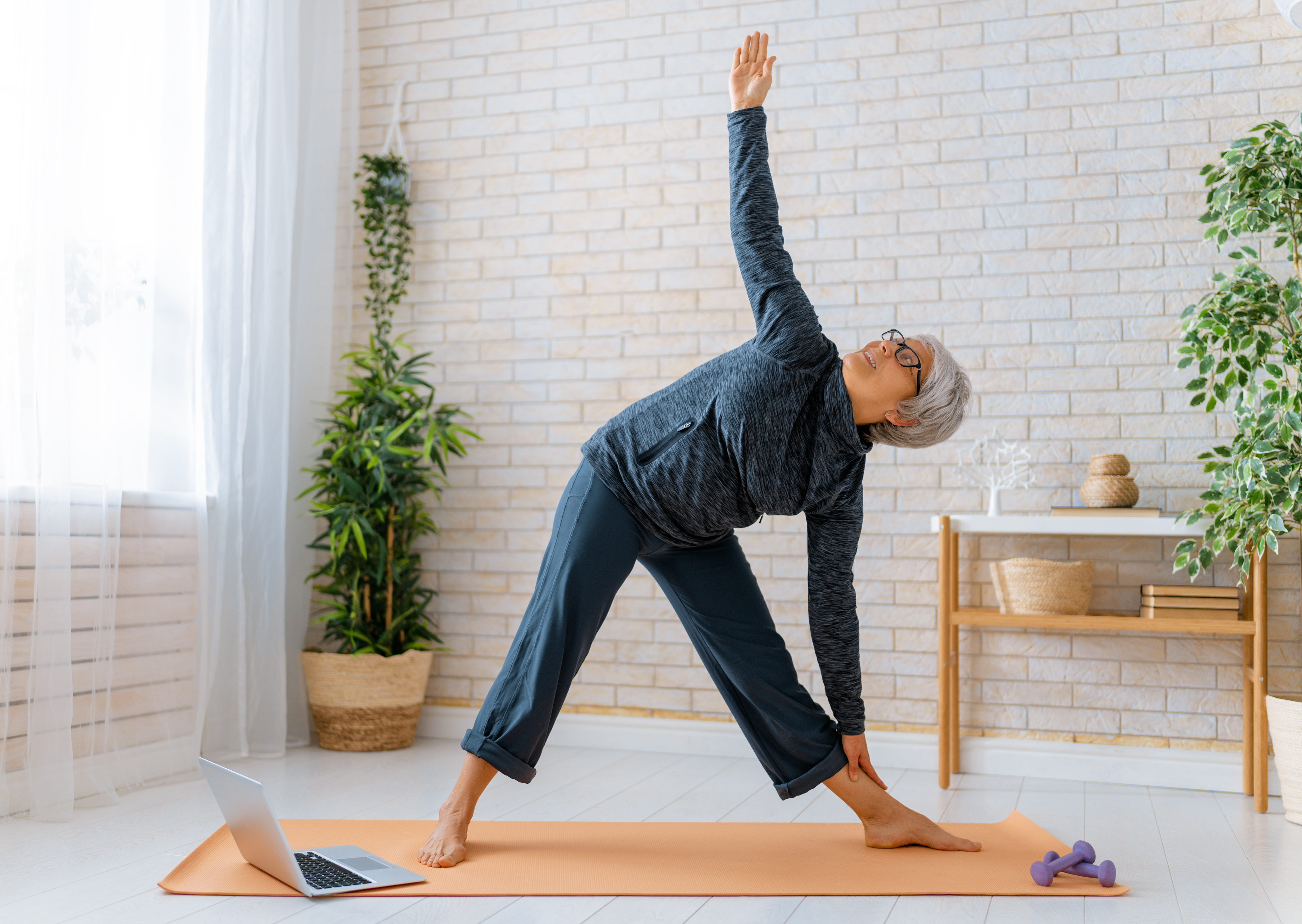 How to Help Avoid Fitness Injuries When Working Out at Home-image