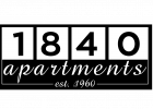 1840 Apartments Property Logo