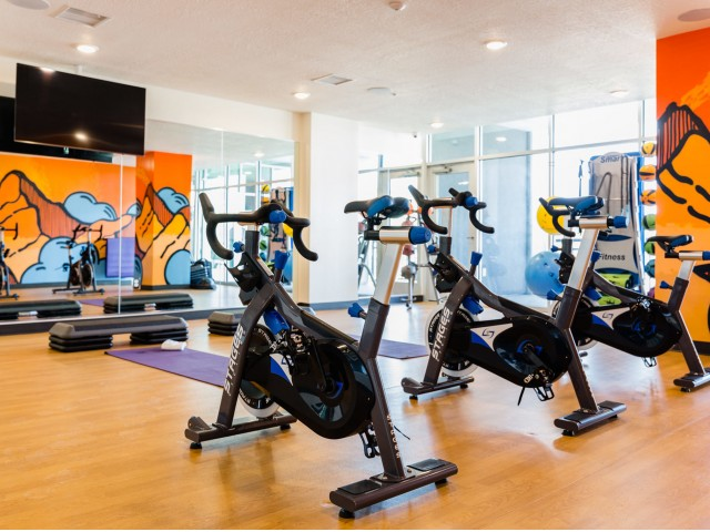 Yoga Studio & Spin Center