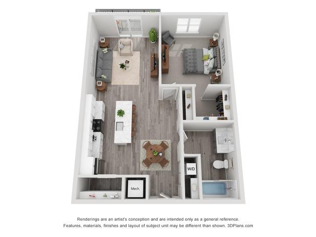 1 bedroom apartment Provo, UT