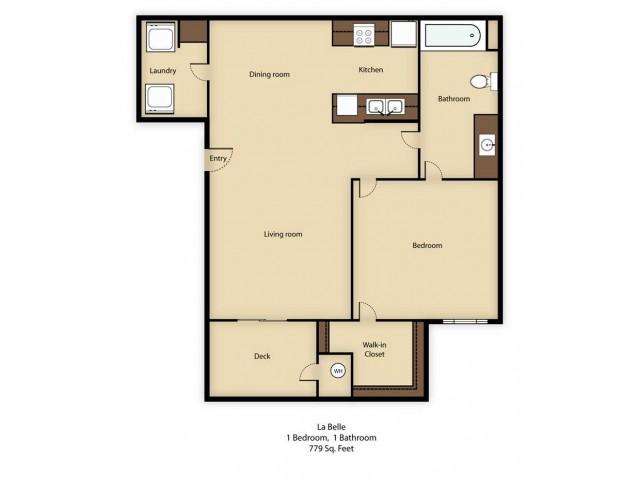 1 Bedroom 1 Bath 1 Bed Apartment La Vie Apartments,Home Goods Christmas Decorations