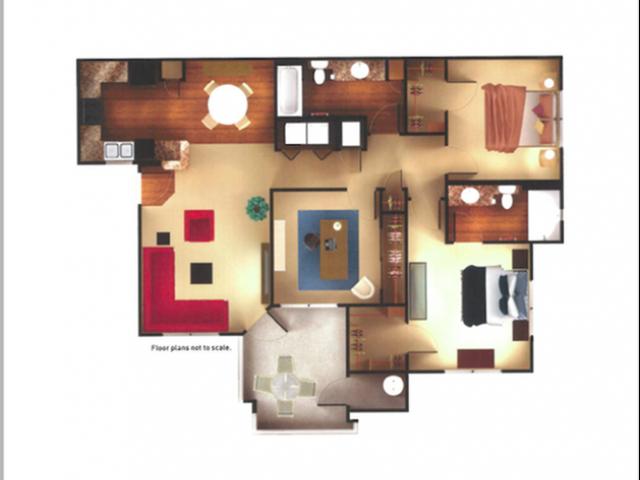 C1 three bedroom