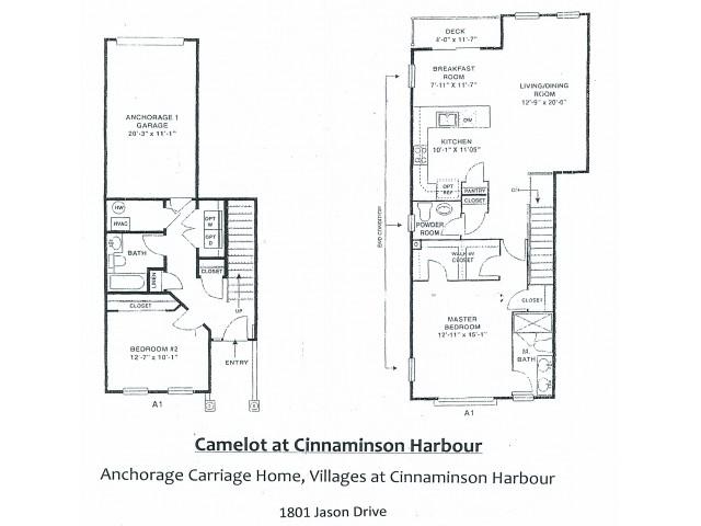 Camelot at Cinnaminson Harbour