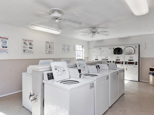 Image of Laundry Facilities for Harbour Landing