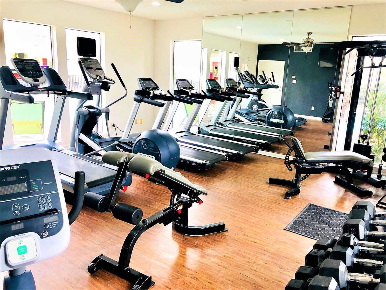 Image of Fitness Center for Estates at Westchase