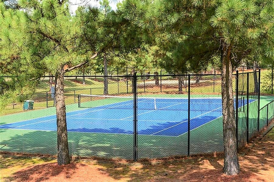 Image of Tennis Court for Clare