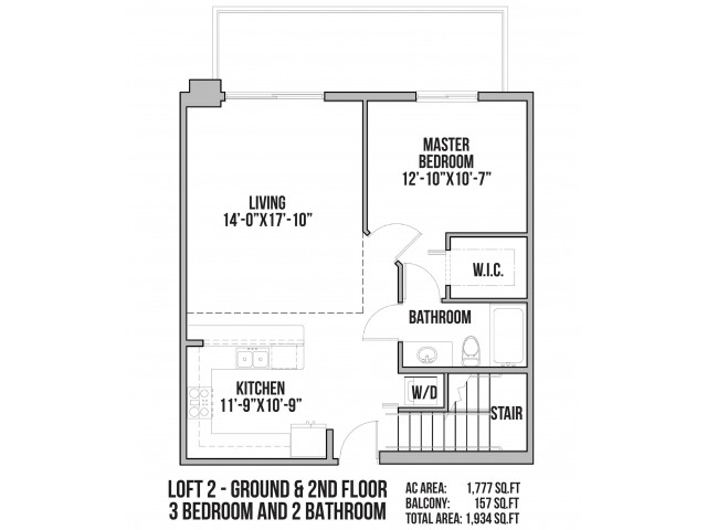 Loft 2 | Ground Floor