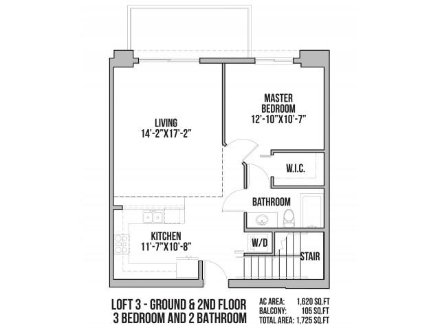 Loft 3 | Ground Floor