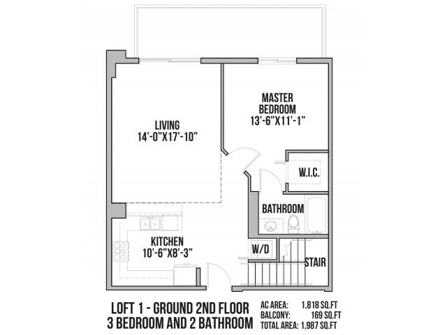 Loft 1 | Ground Floor