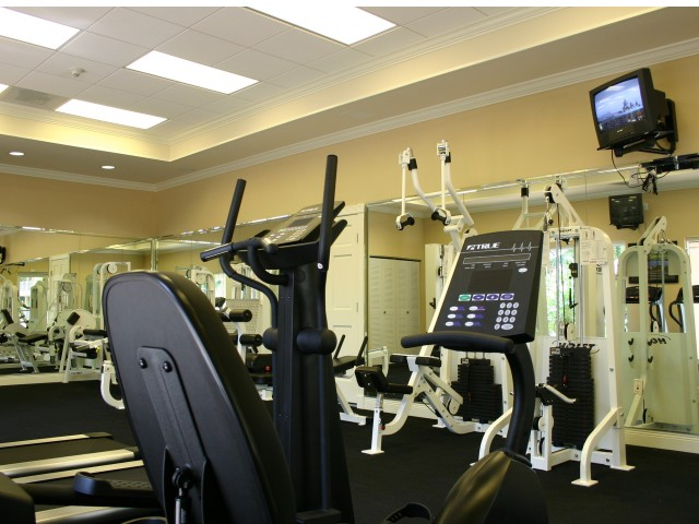 Image of 24-Hour Health & Fitness Center for Royal Palms Apartments