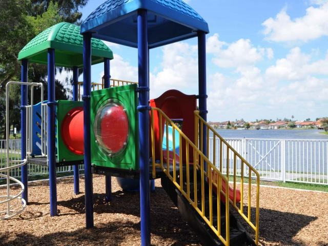 Image of Children's Playground for Lago Club Apartments