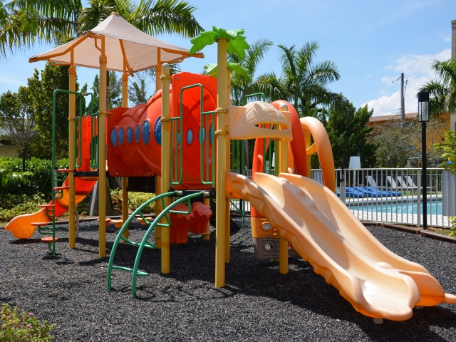 Image of Children's Playground for Gables 37 Grand