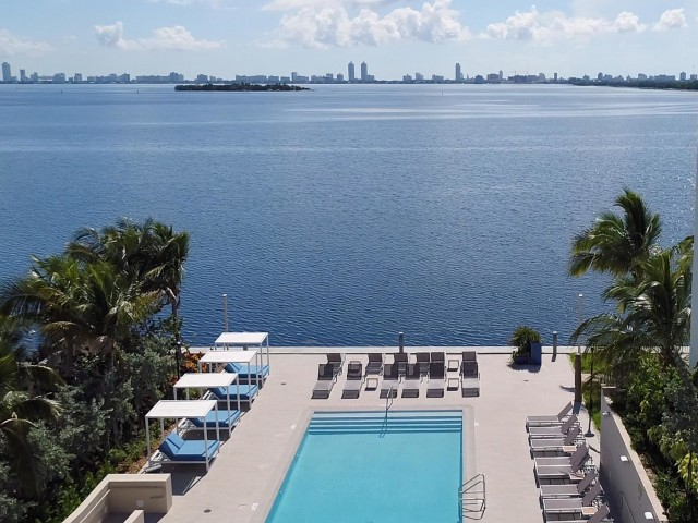 Image of Breathtaking Biscayne and City Views for Miami Bay Waterfront Midtown Residences
