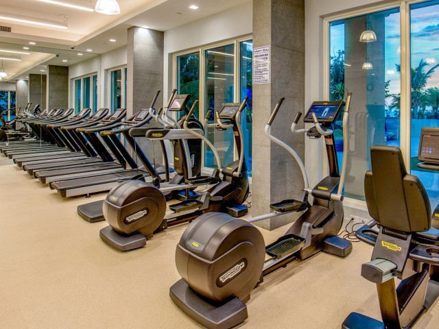 Image of 24 Hour Fitness Center for Miami Bay Waterfront Midtown Residences