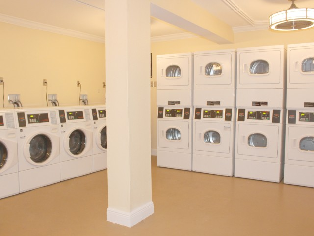 Image of Laundry Rooms Available in All Buildings for Colony at Dadeland