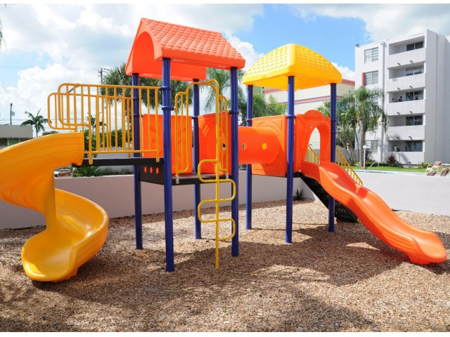 Image of Children's Playground for Suncoast Place Apartments