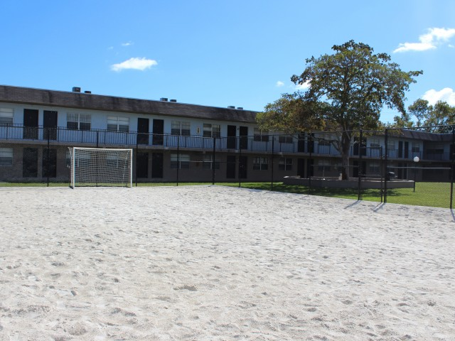 Image of Soccer Field for Pompano Palms Apartments