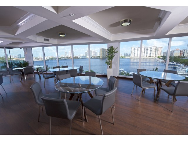 Image of Waterfront Clubhouse to Accommodate 150 Guests for Intracoastal Yacht Club