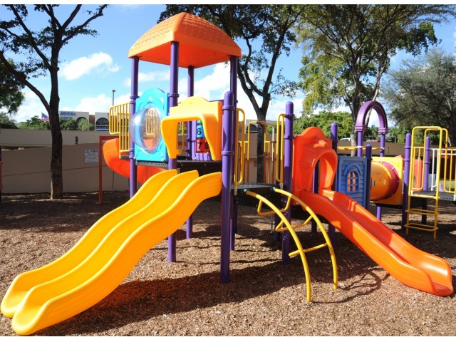 Image of Children's Playground for Aventura Harbor Apartments
