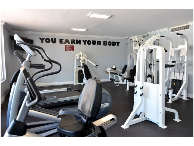 Image of Fully-Equipped Health & Fitness Center for Cherry Grove Village